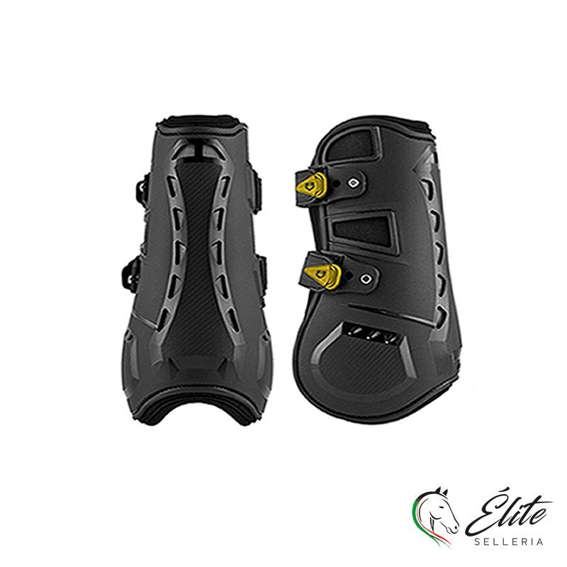 Paratendini, modello Evolution, in neoprene con calotta in PU.