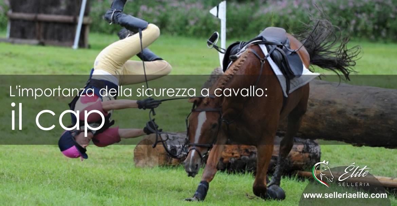 cap da equitazione